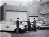 1964 CPL Arlo Eaton and Sheriff Elwin Smith taking delivery of new patrol cars