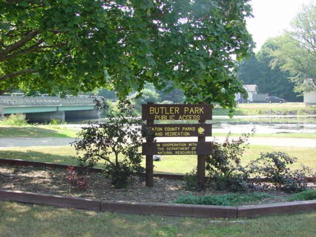 Butler Park Rack Card Photo