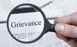 Grievance picture
