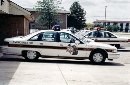 1991 Chevy Caprice Patrol Car
