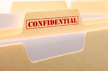 File stamped confidential