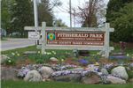 Fitzerald Park Entrance Sign